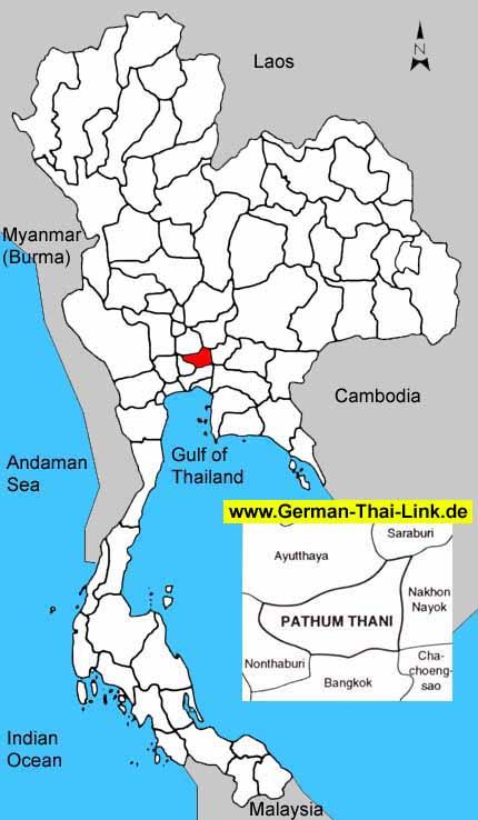 Pathum Thani Thailand  city photos : Pathum Thani, Info and Datasheet