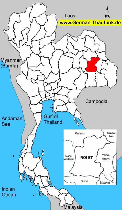 Roi Et Thailand  city pictures gallery : Roi Et, Info and Datasheet